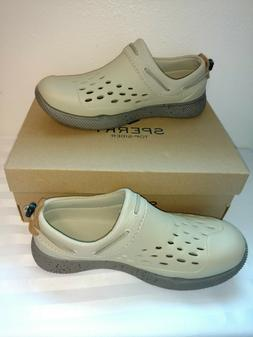 New Men's 8M Sperry Top-Sider Seafront Men's Water Shoes Tau