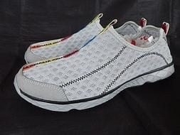 New ALEADER Men's Mesh Slip on Water Shoes New w/o Tags Size