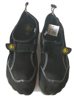 NEW BODY GLOVE Men's Water Shoes Black Size 12 M