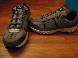 new mens skechers outdoor crossbar water repellent shoes siz