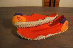 NEW Vintage 90's Nike Aqua Gear Neon Water Sock Shoes Men's