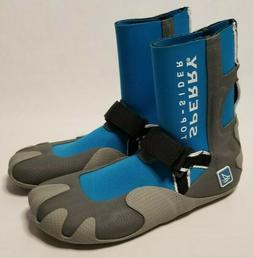 NEW WITHOUT BOX SPERRY TOP-SIDER SEA SOCK HI BLUE WATER SHOE