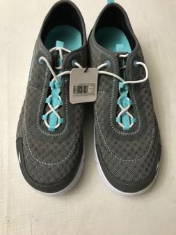 NEW! SPEEDO Women's Hybrid Watercross Slip On Water Shoes Gr
