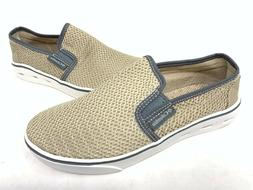 NEW! Columbia Women's Spinner Vent Moc Water Shoes Nat/Gry S