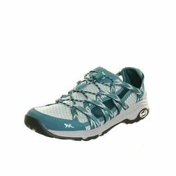 CHACO NEW Women's Teal Outcross Evo Free Water Shoes 8 1/2 T