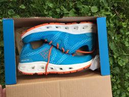 New Womens Columbia Drainmaker II Athletic Hiking Trail Fish