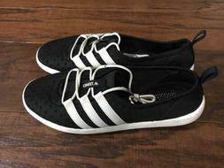 NEW Women's Adidas Terrex CC Boat Sleek Water Shoes Black