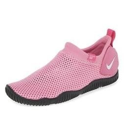 NWT Nike Aqua Sock 360 GS Slip On Water Shoe Psychic Pink /