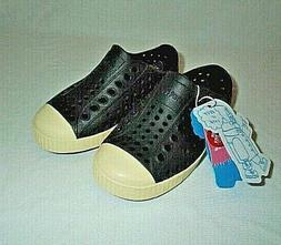 NWT Native Child Jefferson Shoes Sandals Water Proof Black W