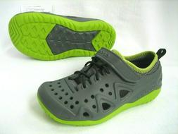 NWT CROCS Kid SWIFTWATER PLAY SHOE Sneakers~Toddler Boy Sz 7