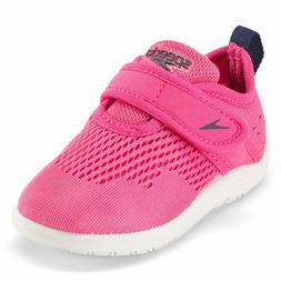 NWT Speedo Toddler Girls' Shore Explore Water Shoes PINK SZ