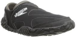 Speedo Men's Offshore Amphibious Pull On Water Shoe,Black,12