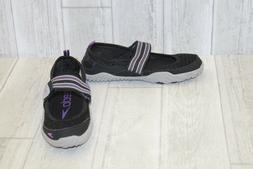 **Speedo Offshore Strap Water Shoes - Women's Size 6 - Black