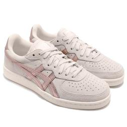 Asics Onitsuka Tiger GSM Cream Rose Water Pink Womens Casual