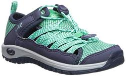Chaco Girls' Outcross 2 Water Shoe, Mint, 2 M US Little Kid