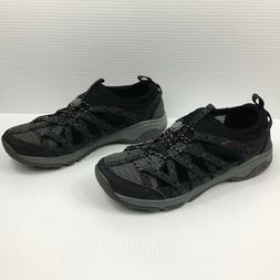 Chaco OutCross Evo 1 Water Shoes Sandals in Black Grey Women