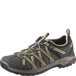 Chaco Men's Outcross Evo 2 Hiking Shoe, Brindle, 7 M US