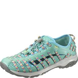 Chaco Women's Outcross Evo 2 Hiking Shoe, Fiesta, 10.5 M US