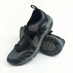 Chaco Outcross Evo Black Mary Jane Hiking Water Shoes Womens