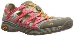 Chaco Women's Outcross EVO Free-W, Rouge, 8 M US