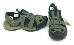 Atika Outdoor AT-M108-GRY Mens Sports Sandals / Water Shoes.