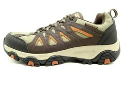 Skechers Outdoor Brown Water Repellent Lace Up Trail Hiking