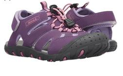 Kamik Oyster Closed Toe Water Hiking  Shoes Purple Pink sand