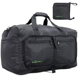 Lifewit Packable Sport Gym Bag with Free Shoes Pouch Large L