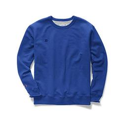 Champion Men's Powerblend Sweats Pullover Crew Surf The Web