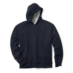 Champion Men's Powerblend Sweats Pullover Hoodie Navy L