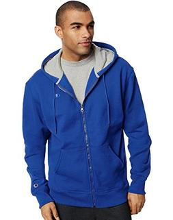 Champion Men's Powerblend Sweats Full Zip Jacket Surf The We