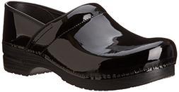 Dansko Professional, Black Patent Leather, 43 Men's 9.5-10,