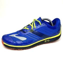 Brooks Pure Grit 5 Water Trail Running Shoes Blue Yellow Bla