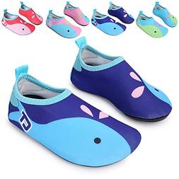 L-RUN Unisex Quick-Dry Water Flexible Skin Shoes For Beach S