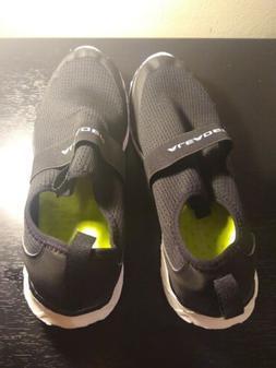 ALEADER Men's Quick Drying Aqua Water Shoes Black 10.5 D US