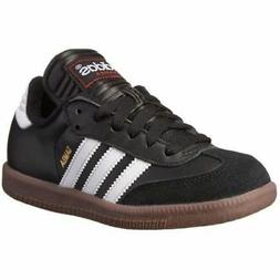 Adidas Samba Classic Junior Black/White Boy's/Kids' Soccer S