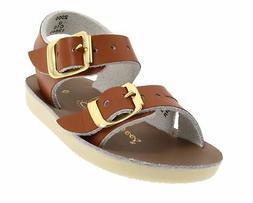 Salt Water Sandals by Hoy Shoe Sea Wees,Tan,4 M US Toddler