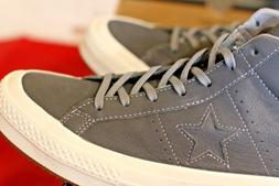 Converse Shoes for Men One Star Mid Mason Egret. Water Resis