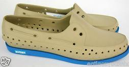 Native Shoes  Howard Pyramid Brown / Galaxy Blue Washable Wa