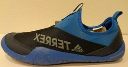 Adidas Size 11 TERREX CC JAWPAW II Navy Blue New Mens Outdoo