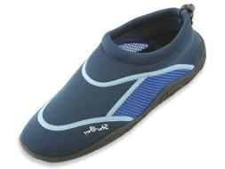New Mens Slip on Water Pool Beach Shoes Aqua Socks 3 Colors
