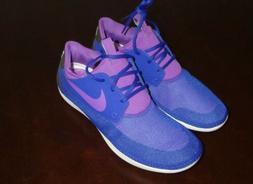 Nike Solarsoft Water Shoes Sneakers New Purple Men's Size