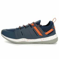 Sperry Top-Sider Men's H20 Mainstay Sneaker Navy/Orange Wate