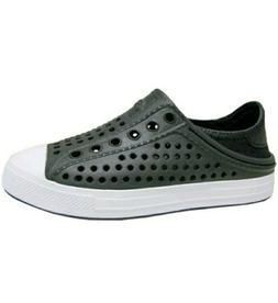 Skechers Sport Guzman Steps Aqua Surge Kids Shoes Slip On Bl