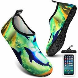 Sports Swim Water Shoes ,Water Socks Beach Barefoot Quick-Dr