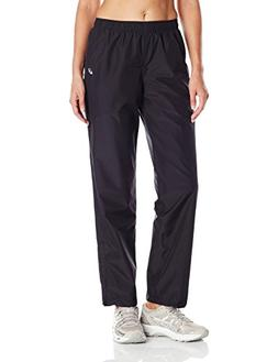 ASICS Women's Storm Shelter Pants, Performance Black, Large