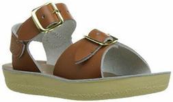 Salt Water Sandals by Hoy Shoe Sun-San Surfer,Tan,6 M US Tod