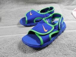 Nike Sunray Adjust Toddler sandals/water shoes  UK 9,5  Eur
