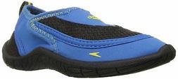 Speedo Surfwalker Pro 2.0 Water Shoes Toddler Blue Black 6 7