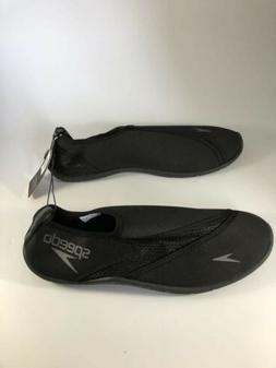 Speedo Men's Surfwalker 3.0 Water Shoe Black 9 M US Mens Ath